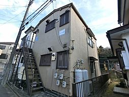 千葉県佐倉市上座の賃貸アパートの外観