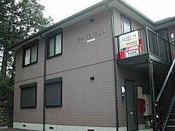 静岡県伊豆市柏久保の賃貸アパートの外観