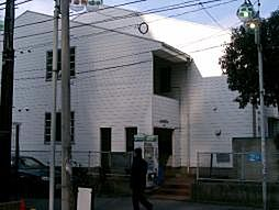 神奈川県川崎市高津区溝口2丁目の賃貸アパートの外観