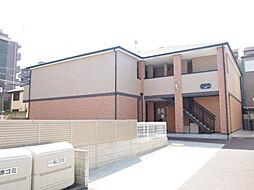 ラフィーネ聖天坂III番館[2階]の外観