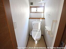 トイレ/1F.2Fウォシュレット機能付