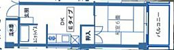 玉森ビル[4階]の間取り