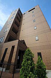 神奈川県横浜市神奈川区浦島町の賃貸マンションの外観