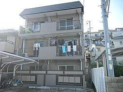 香川マンション[101号室]の外観
