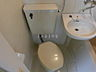 トイレ,1DK,面積24m2,賃料2.9万円,バス くしろバス共栄中学校下車 徒歩3分,,北海道釧路市花園町
