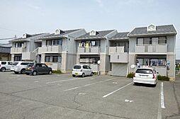 長野県長野市青木島町大塚の賃貸アパートの外観