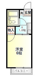 国府津駅 2.4万円