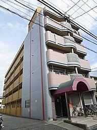 大阪府泉大津市二田町2丁目の賃貸マンションの外観