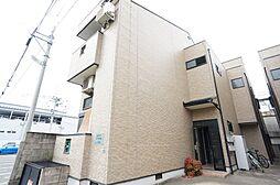 福岡県福岡市南区清水1丁目の賃貸アパートの外観