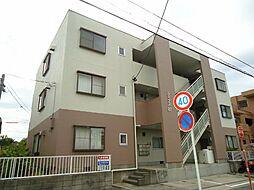 ルミナス87[3階]の外観