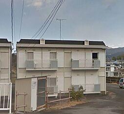 メアリータウンB棟[1階]の外観