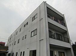 若海ハイツ[3階]の外観