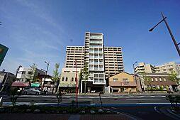 福岡県北九州市戸畑区新池1丁目の賃貸マンションの外観