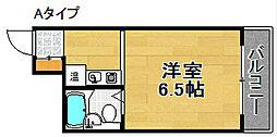 コーポ松谷[2階]の間取り