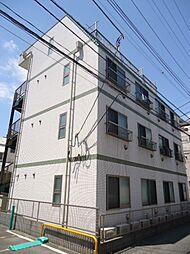東京都立川市錦町1の賃貸マンションの外観
