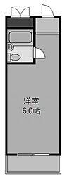 天満橋アバンティ[2階]の間取り