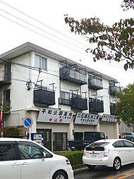 愛知県名古屋市千種区猫洞通1丁目の賃貸マンションの外観