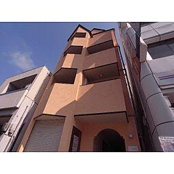 静岡県静岡市清水区本郷町の賃貸マンションの外観