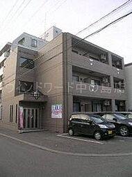 北海道札幌市豊平区中の島一条10丁目の賃貸マンションの外観