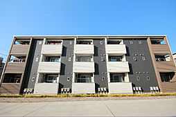 愛知県名古屋市港区善進本町の賃貸アパートの外観
