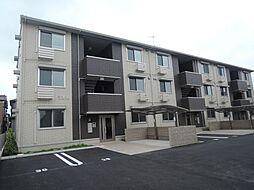 千葉県松戸市西馬橋3丁目の賃貸マンションの外観