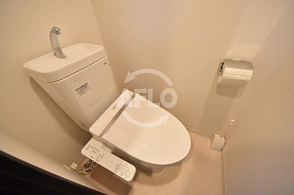 プレサンス南森町ライズのプレサンス南森町ライズ トイレ