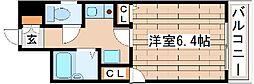兵庫県明石市天文町1丁目の賃貸マンションの間取り