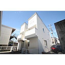 [テラスハウス] 神奈川県厚木市戸室2丁目 の賃貸【神奈川県 / 厚木市】の外観