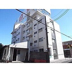 静岡県静岡市駿河区馬渕1丁目の賃貸マンションの外観