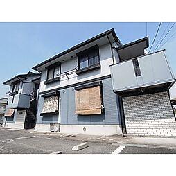 奈良県葛城市大屋の賃貸アパートの外観