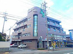 39マンション[3階]の外観