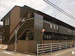 レジデンス鶴[1階]の外観