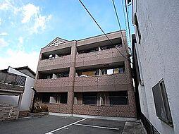 兵庫県姫路市福沢町の賃貸マンションの外観