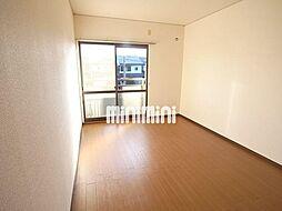 ツインパークB棟[2階]の外観