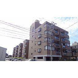 新潟県新潟市中央区米山6丁目の賃貸マンションの外観