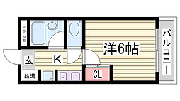 北鈴蘭台駅 3.9万円