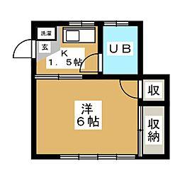 【敷金礼金0円!】コーポ雅