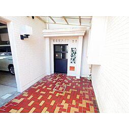 静岡県静岡市駿河区宮本町の賃貸マンションの外観
