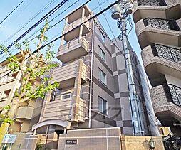 京都府京都市左京区下鴨南野々神町の賃貸マンションの外観