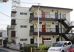 東京都葛飾区青戸5丁目の賃貸マンションの外観