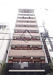 エグゼ心斎橋EAST[8階]の外観