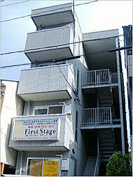 京都府京都市上京区西石屋町の賃貸マンションの外観