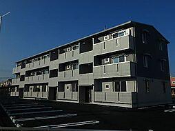 エステイトZEN C[3階]の外観