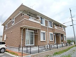 静岡県浜松市北区三幸町の賃貸アパートの外観
