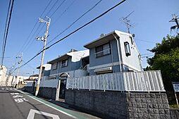 サニーハイツ道明寺[1階]の外観