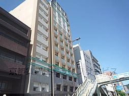 プレサンスNEO京都烏丸401[4階]の外観