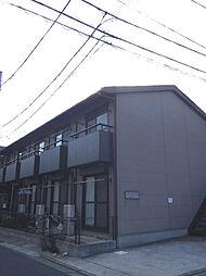 神奈川県川崎市幸区神明町1丁目の賃貸アパートの外観