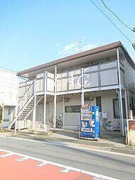 東京都江戸川区北小岩7丁目の賃貸アパートの外観