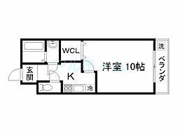 東福寺駅 5.0万円