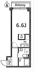 グランドエミネンス氷川台[2階]の間取り
